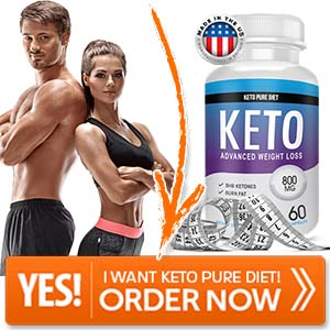 Keto Pure Diet Advanced Weight Loss Pills